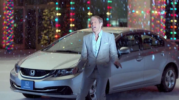Honda Happy Honda Days: Civic TV Spot Featuring Michael Bolton - Thumbnail 9