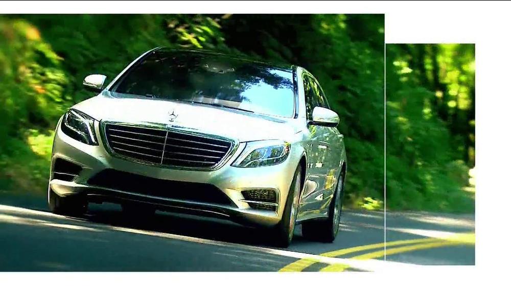 Mercedes benz s class tv commercial 39 velocity 39 for Comercial mercedes benz
