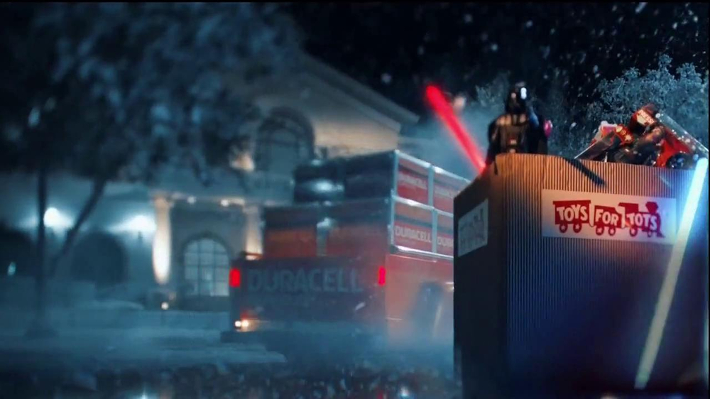 Toys For Tots Advertisement : Duracell quantum tv commercial toys for tots ispot