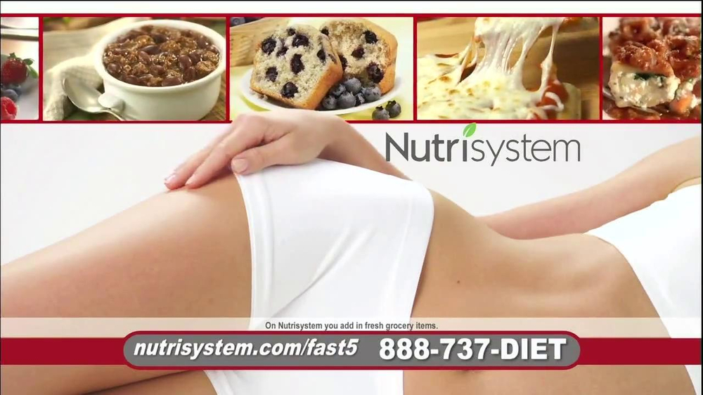 Nutrisystem Fast 5 TV Spot, 'Michelle' - Screenshot 3
