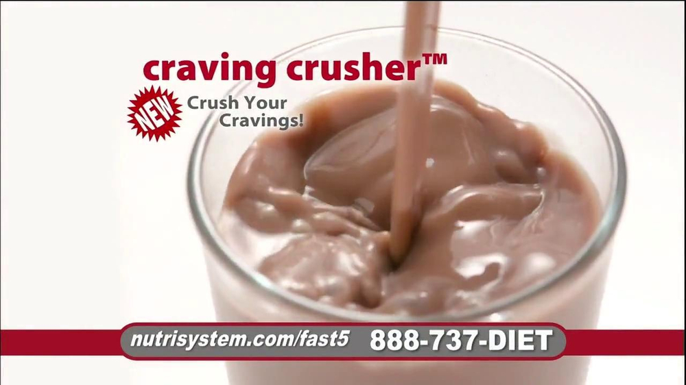 Nutrisystem Fast 5 TV Spot, 'Michelle' - Screenshot 5