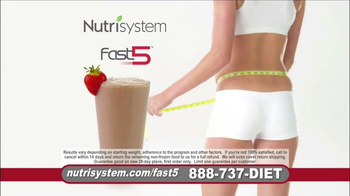 Nutrisystem Fast 5 TV Spot, 'Michelle' - Thumbnail 1