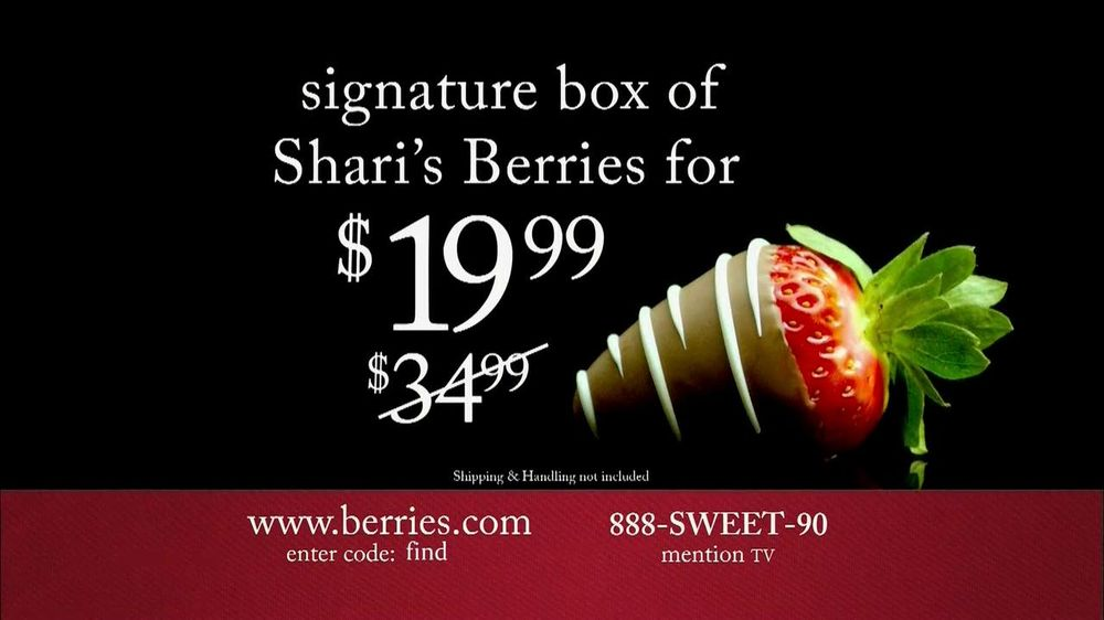 Sherries berries coupon code