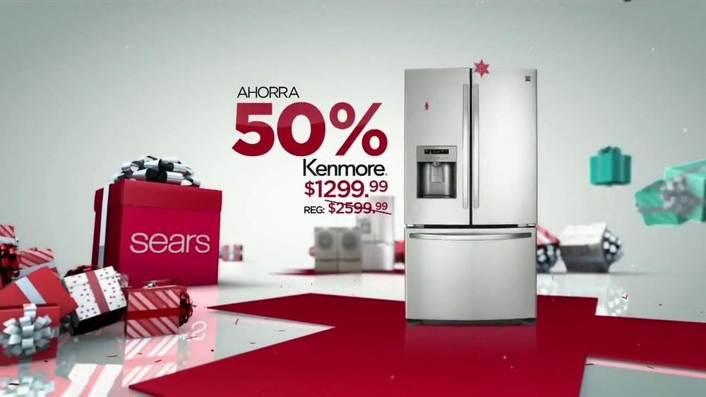 El Evento de Electrodomésticos Sears de Black Friday TV Spot [Spanish] - Screenshot 5