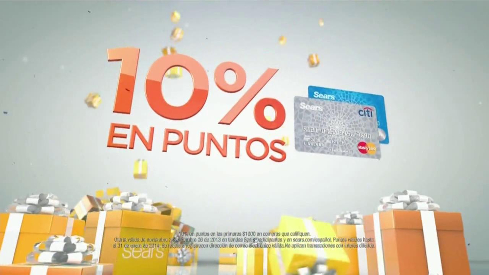 El Evento de Electrodomésticos Sears de Black Friday TV Spot [Spanish] - Screenshot 8