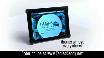 Tablet Caddy TV Spot