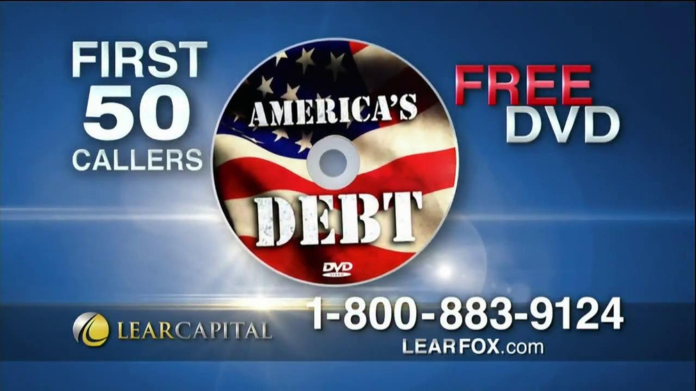 Lear Capital TV Spot, 'America's Debt' - Screenshot 10