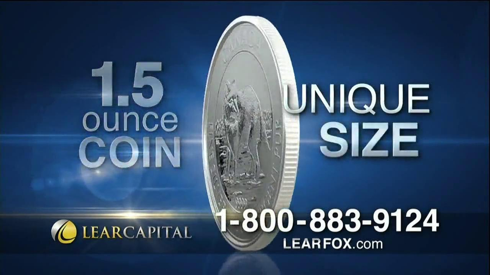 Lear Capital TV Spot, 'America's Debt' - Screenshot 5