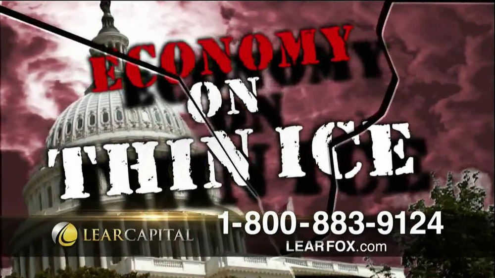 Lear Capital TV Spot, 'America's Debt' - Screenshot 7