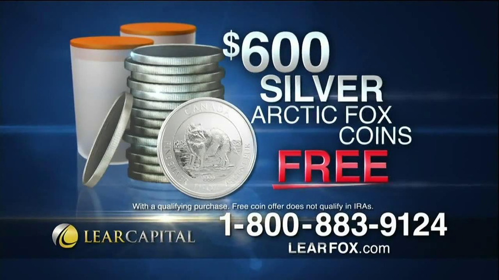 Lear Capital TV Spot, 'America's Debt' - Screenshot 8