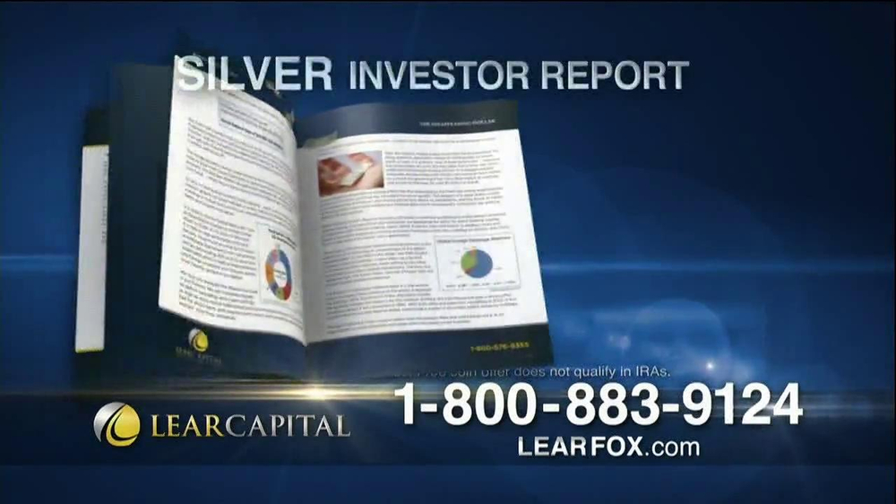 Lear Capital TV Spot, 'America's Debt' - Screenshot 9