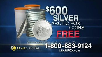 Lear Capital TV Spot, 'America's Debt' - Thumbnail 8