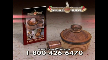 Stone Wave TV Spot, 'Holiday'