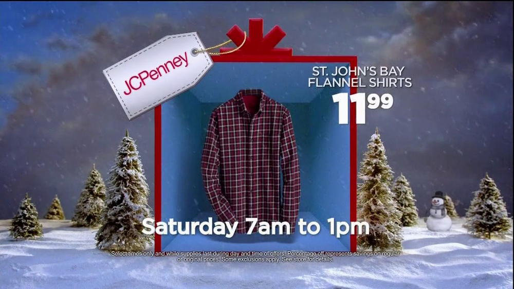 JCPenney Super Saturday Sale TV Spot, 'Jingle Mingle' - Screenshot 10