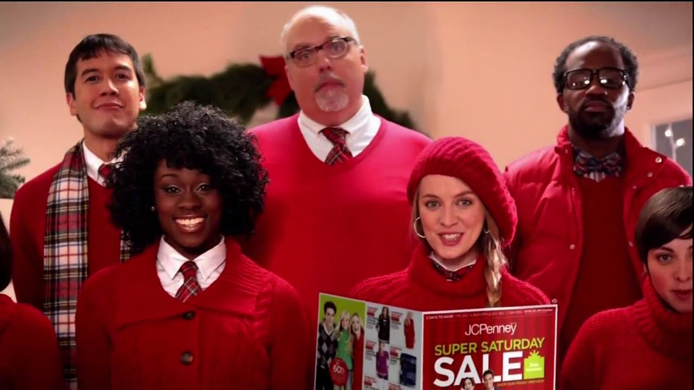JCPenney Super Saturday Sale TV Spot, 'Jingle Mingle' - Screenshot 4