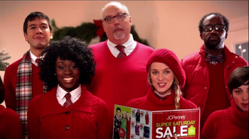 JCPenney Super Saturday Sale TV Spot, 'Jingle Mingle' - Thumbnail 4