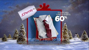 JCPenney Super Saturday Sale TV Spot, 'Jingle Mingle' - Thumbnail 8
