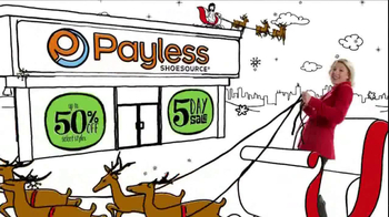 Payless Shoe Source 5-Day Sale TV Spot