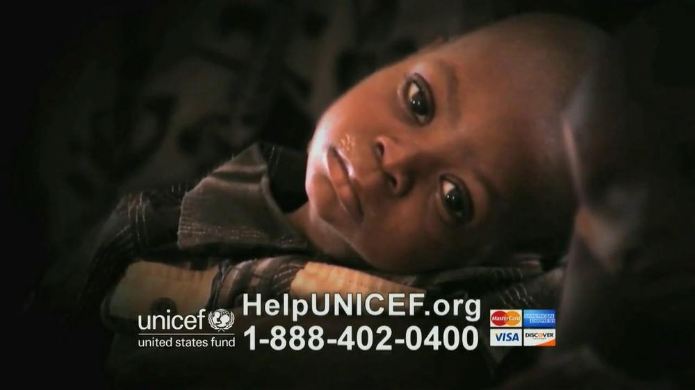 UNICEF TV Spot, 'No Child' - Screenshot 9
