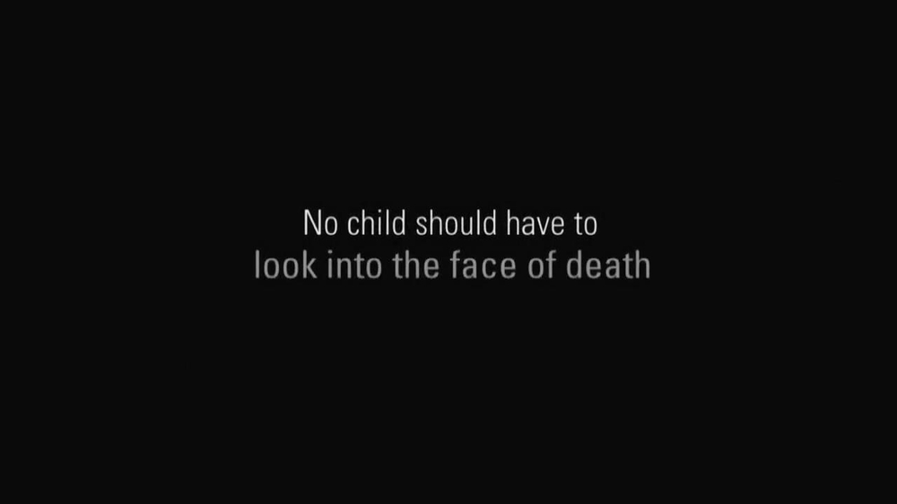 UNICEF TV Spot, 'No Child' - Screenshot 1