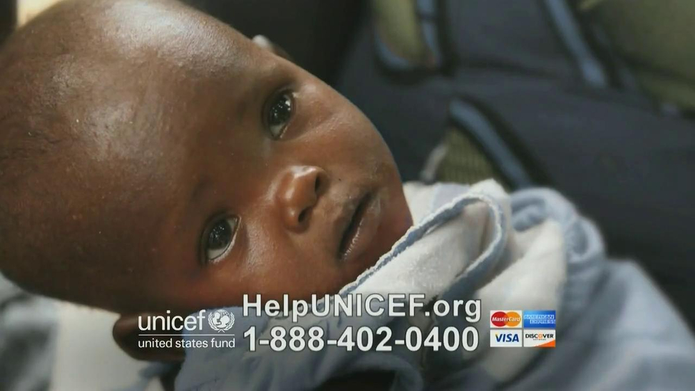 UNICEF TV Spot, 'No Child' - Screenshot 6