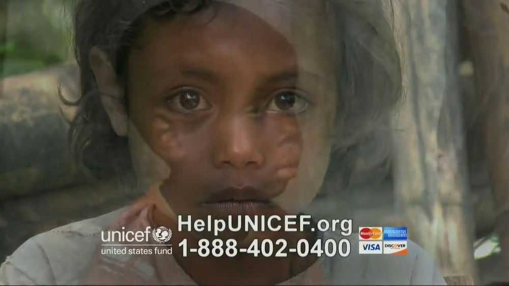 UNICEF TV Spot, 'No Child' - Screenshot 7