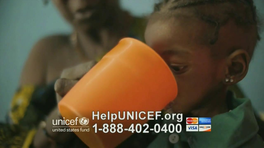 UNICEF TV Spot, 'No Child' - Screenshot 8