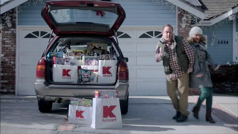 Kmart TV Spot, 'Giffing Out' - Screenshot 1
