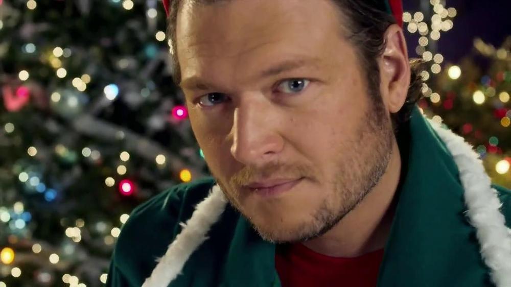 Blake shelton quot cheers it s christmas quot tv spot ispot tv