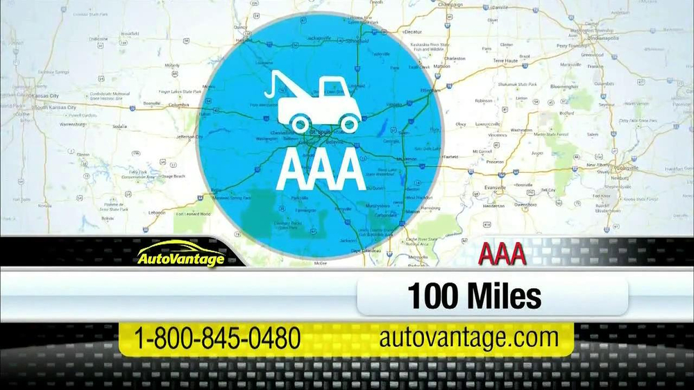 AutoVantage TV Commercial, 39;Compared with AAA39;  iSpot.tv