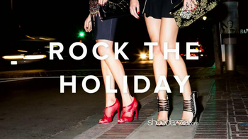 Shoedazzle.com TV Spot, 'Rock the Holidays' Song by Coco Jones thumbnail