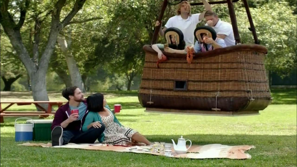 AICPA Financial Literacy TV Spot, 'Picnic' - Screenshot 10