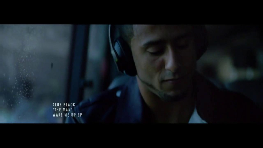 Beats Studio TV Spot Featuring Colin Kaepernick, Song by Aloe Blacc - Screenshot 4