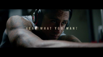 Beats Studio TV Spot Featuring Colin Kaepernick, Song by Aloe Blacc - Thumbnail 10
