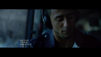 Beats Studio TV Spot Featuring Colin Kaepernick, Song by Aloe Blacc - Thumbnail 4