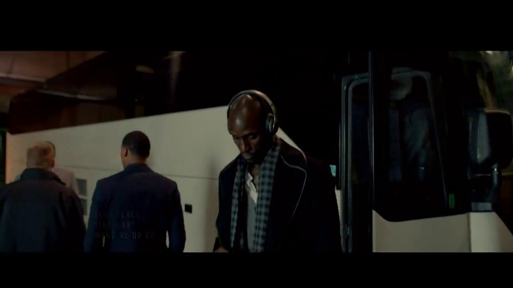 Beats Studio TV Spot Featuring Kevin Garnett, Song by Aloe Blacc - Screenshot 5