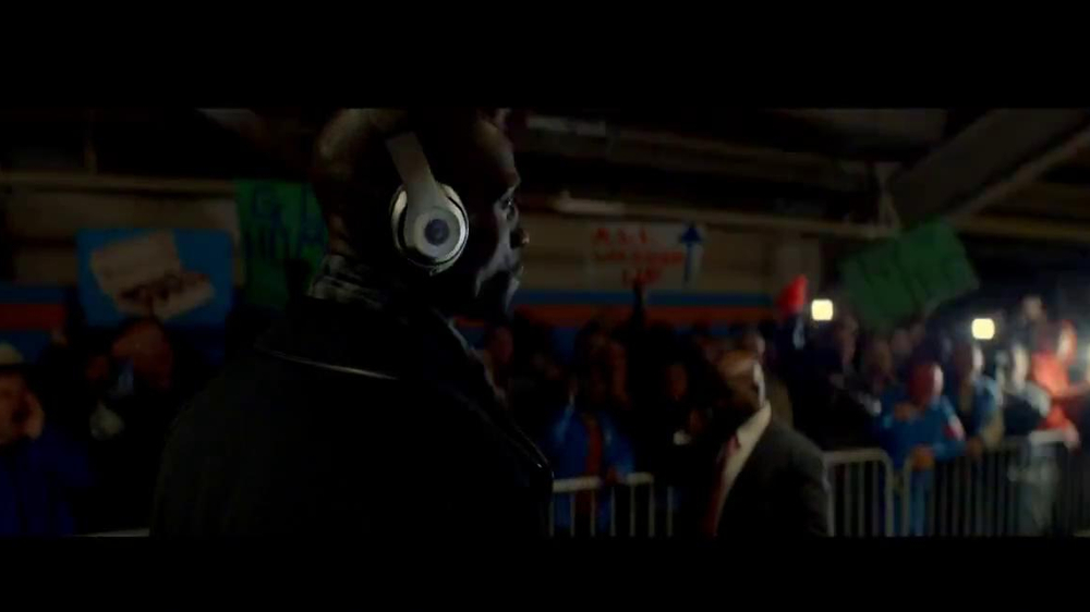 Beats Studio TV Spot Featuring Kevin Garnett, Song by Aloe Blacc - Screenshot 7