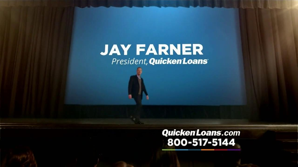 Western Sky Loans >> Quicken Loans YOURgage TV Commercial, 'Speech' - iSpot.tv