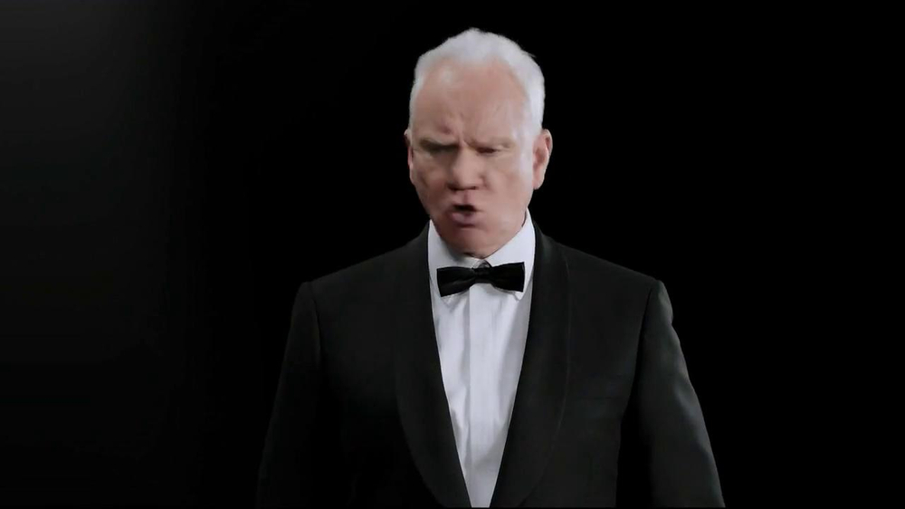 Sprint TV Spot, 'Chris & Craig' Ft. Malcom McDowell, James Earl Jones - Screenshot 5