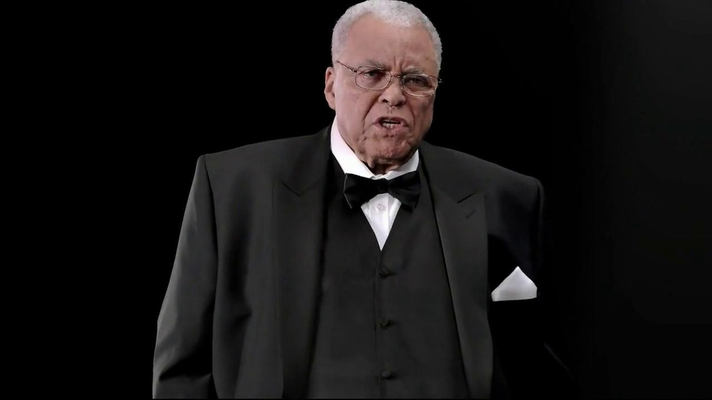 Sprint TV Spot, 'Chris & Craig' Ft. Malcom McDowell, James Earl Jones - Screenshot 6