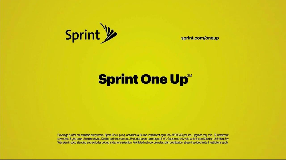 Sprint TV Spot, 'Chris & Craig' Ft. Malcom McDowell, James Earl Jones - Screenshot 8