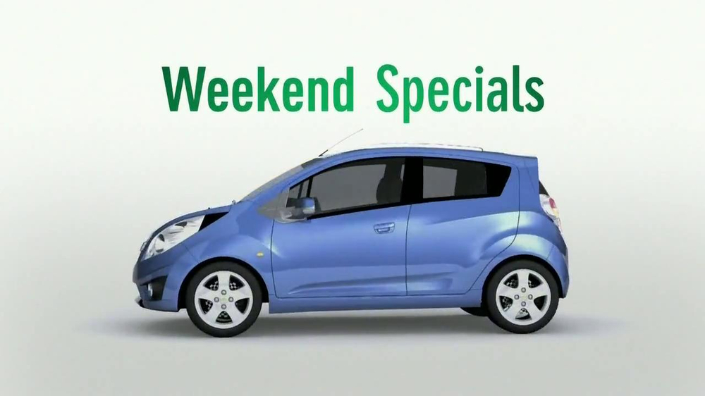 Weekend Specials On Rental Cars Enterprise