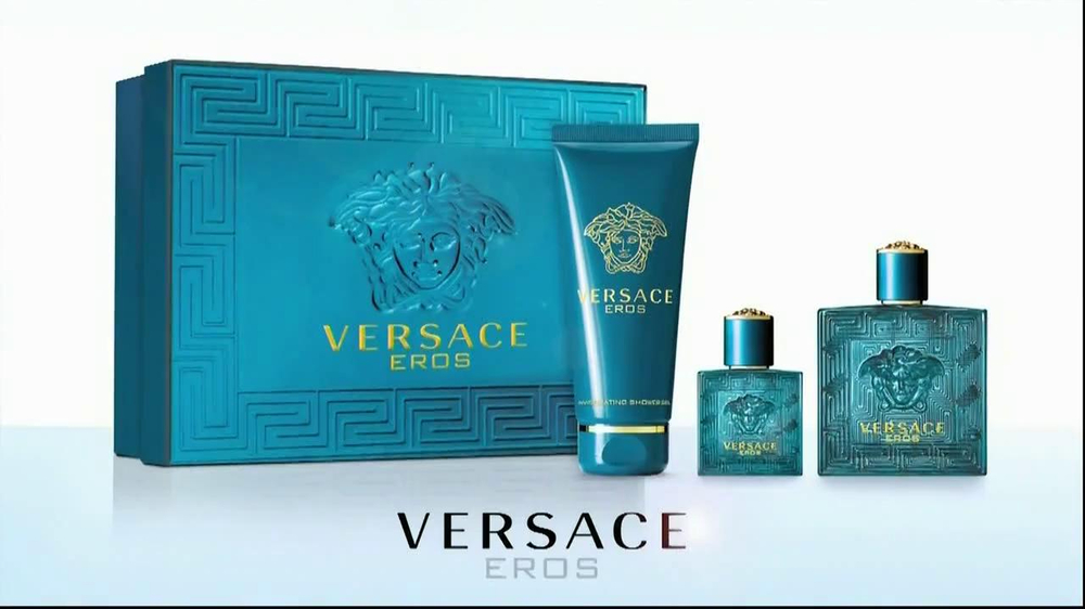 Versace EROS TV Spot, 'The New Fragrance for Men' - Screenshot 10