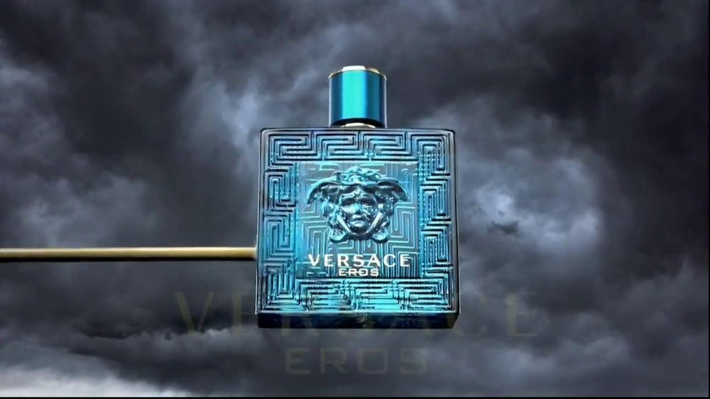 Versace EROS TV Spot, 'The New Fragrance for Men' - Screenshot 8