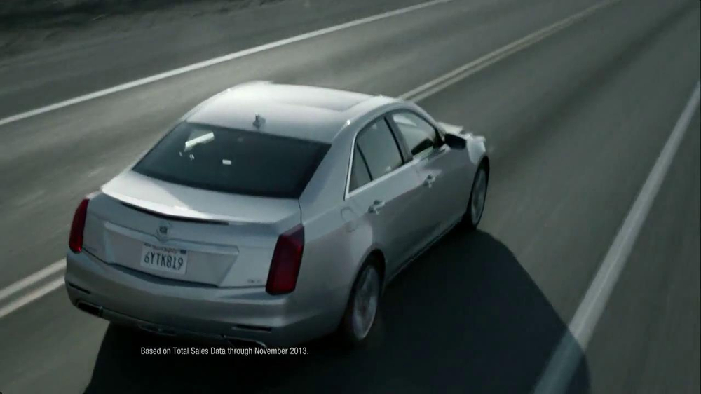 Cadillac Season's Best Event TV Spot - Screenshot 5