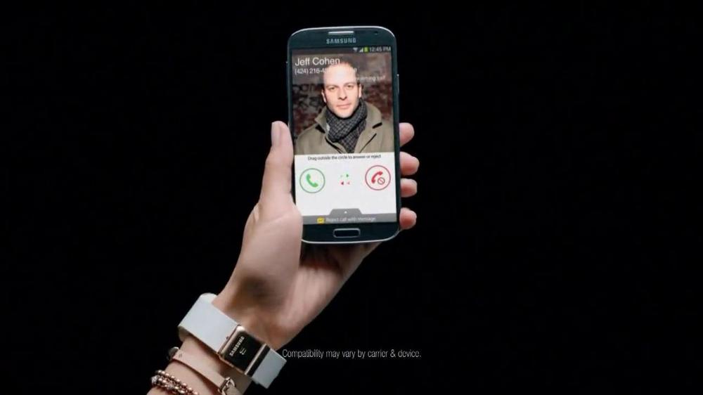Samsung Galaxy S4 TV Spot, 'Accolades' - Screenshot 9