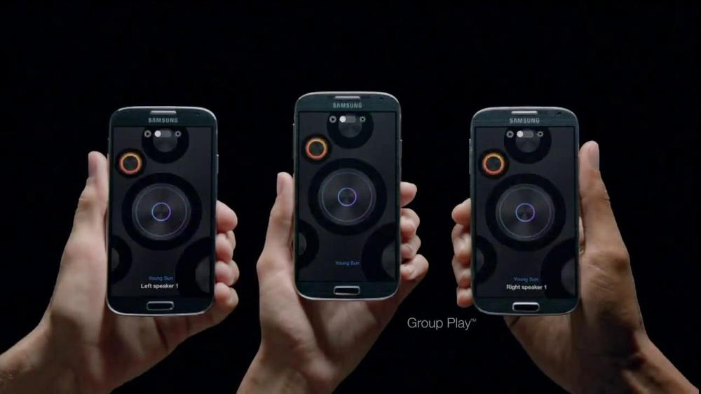 Samsung Galaxy S4 TV Spot, 'Accolades' - Screenshot 8