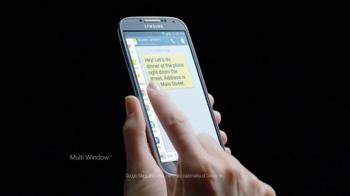 Samsung Galaxy S4 TV Spot, 'Accolades' - Thumbnail 4