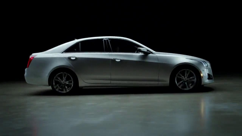 2014 Cadillac CTS Sedan TV Spot, 'Garages' - Screenshot 10