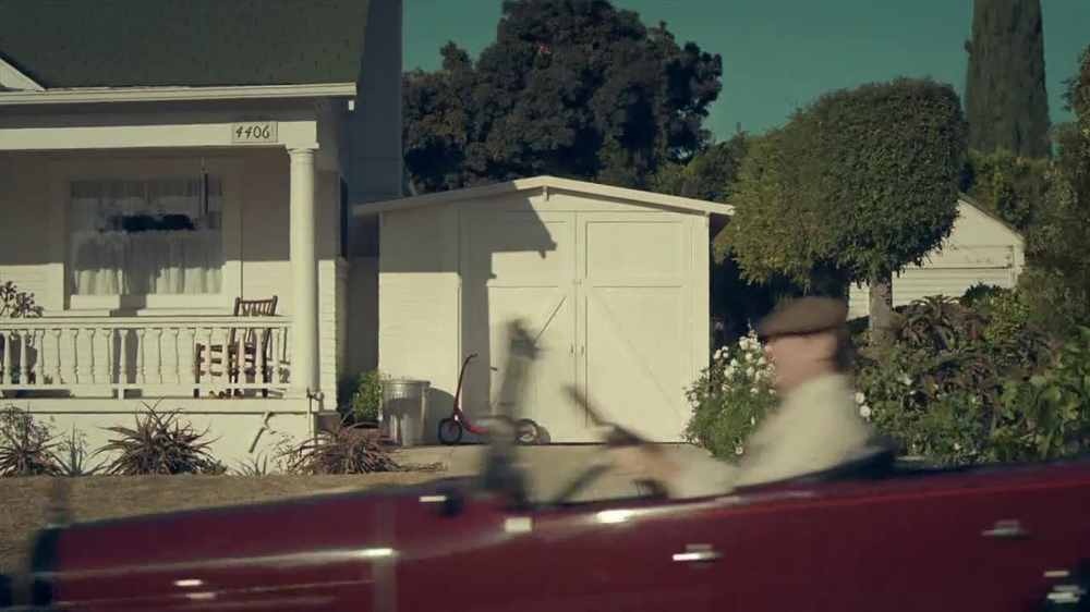 2014 Cadillac CTS Sedan TV Spot, 'Garages' - Screenshot 5